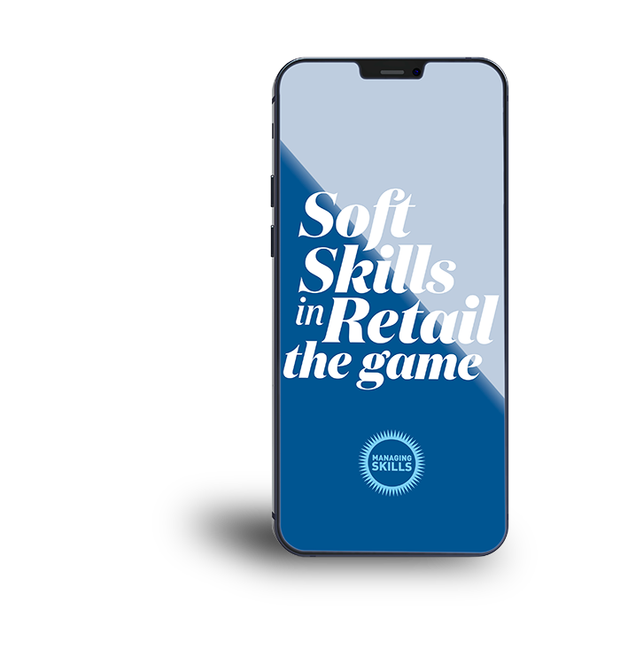 soft skills in retail app